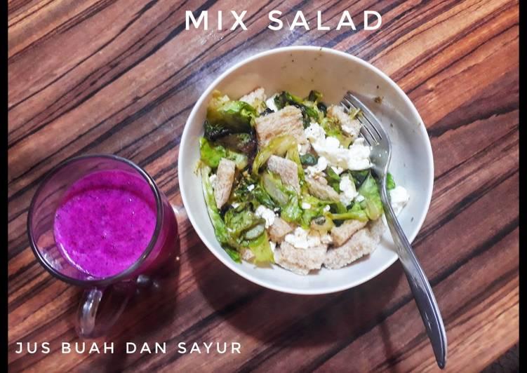 Resep Menu Sarapan Diet #1