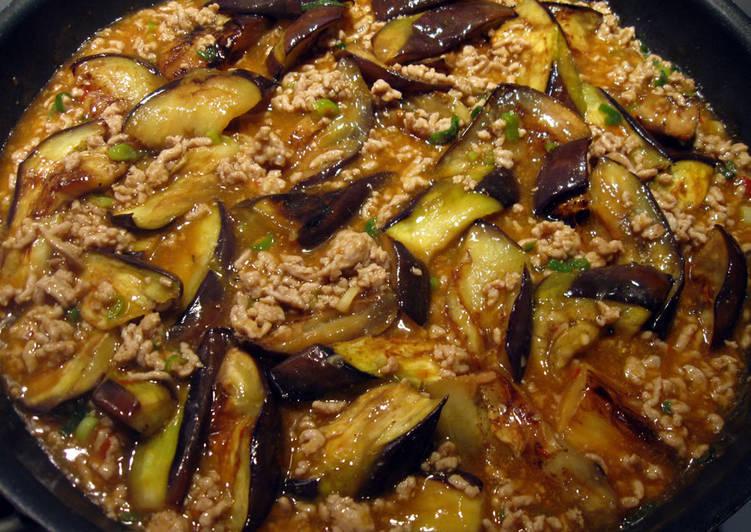 Recipe of Ultimate Mabo Eggplant