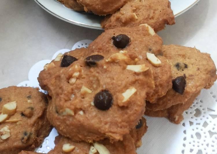 Coklat Chip Cookies