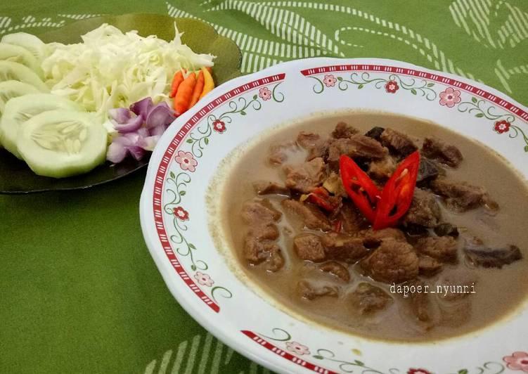 Tongseng Kambing Jogja (otentik warisan mertua)