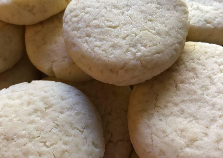 Como hacer unas galletas sin gluten