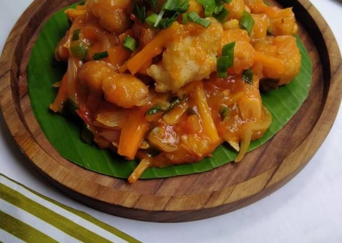 Resep Koloke Ayam yang nikmat Untuk Jualan