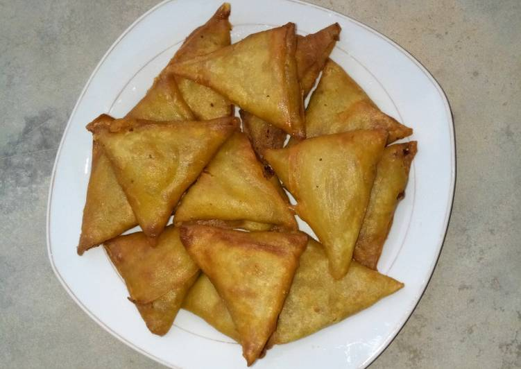 Step-by-Step Guide to Prepare Top-Rated Samosa