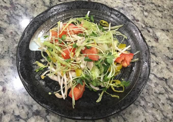 Chicken salad 雞沙拉