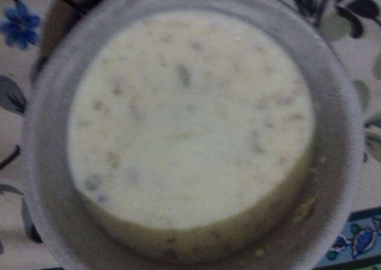 Barfi ki icecream