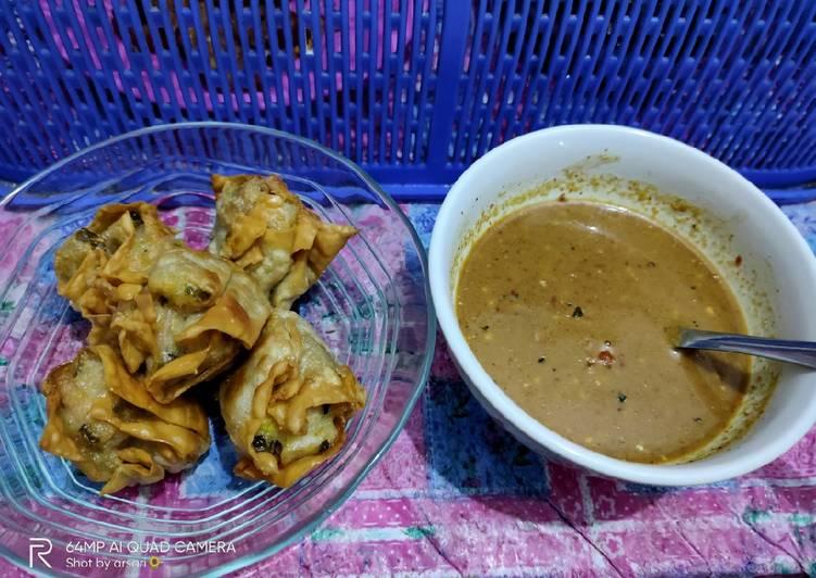 Siomay ikan kakap fillet - cookandrecipe.com