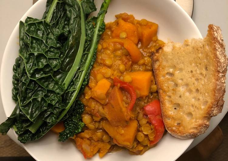 Recipe of Most Popular Autumn Soup 🍁🍂
