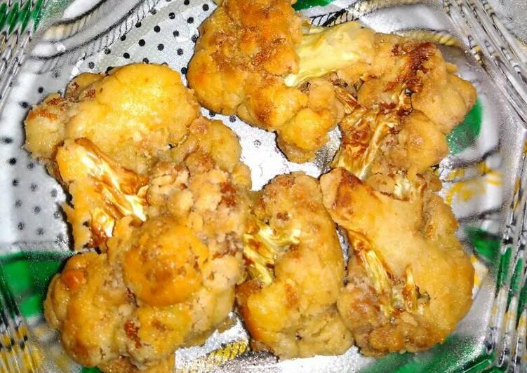 Brokoli Goreng Crispy Instant