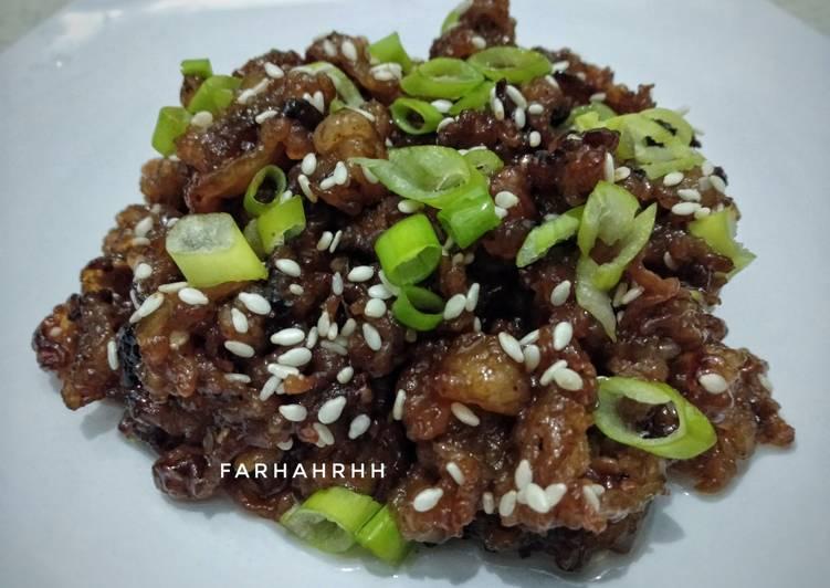 Cara Menghidangkan Bulgogi (Korean Beef BBQ) Untuk Pemula!