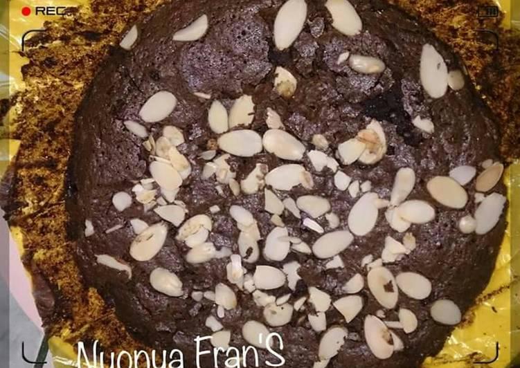 Resep Resepnya Dona S Delight Brownies Rebake Nyonya Fran S Oleh Nyonya Frans Cookpad