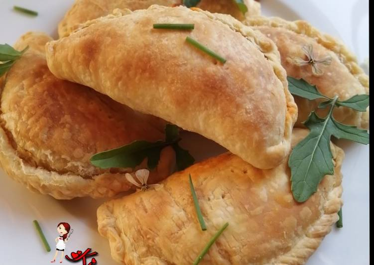 Recipe of Perfect Koo Mixed Veg Curried Pies