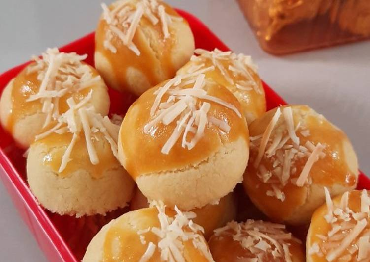 Resep Nastar lembut manis (nanas madu) yang Bisa Manjain Lidah