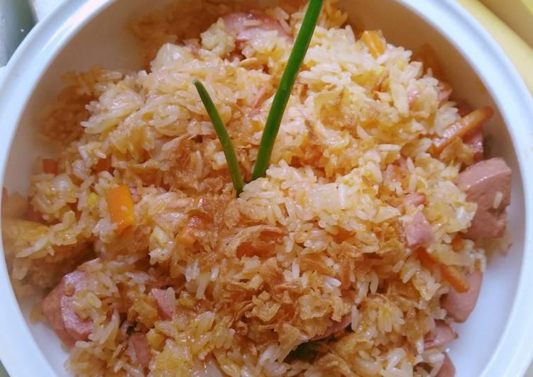 Resep Nasi Afghanistan Oleh Ummu Izzah Achsani Cookpad