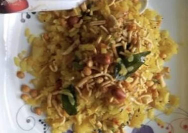 30 Minute Steps to Prepare Quick Indori Poha | Breakfast Recipe