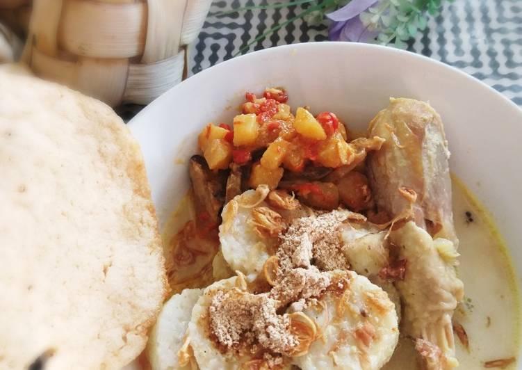 Opor Ayam Kampung (Presto)