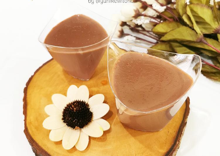 Silky Pudding Choco