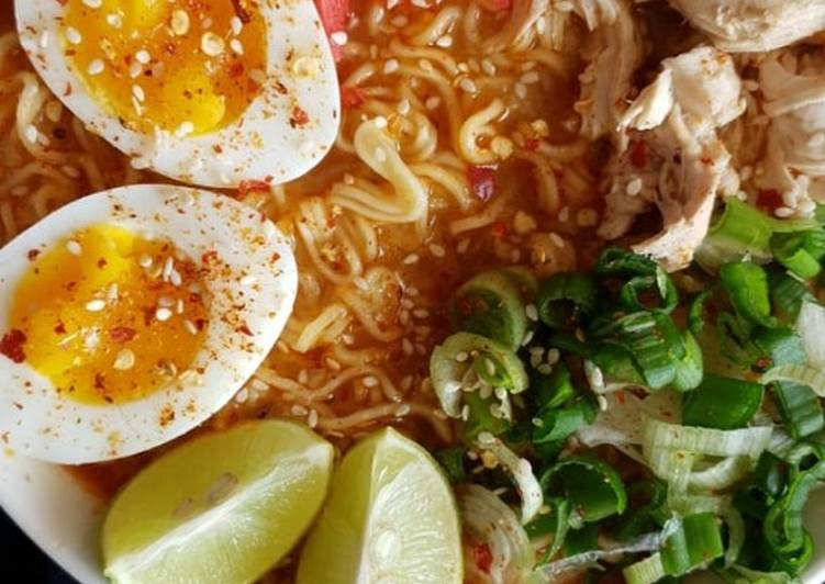 Foods That Make You Happy Ramen