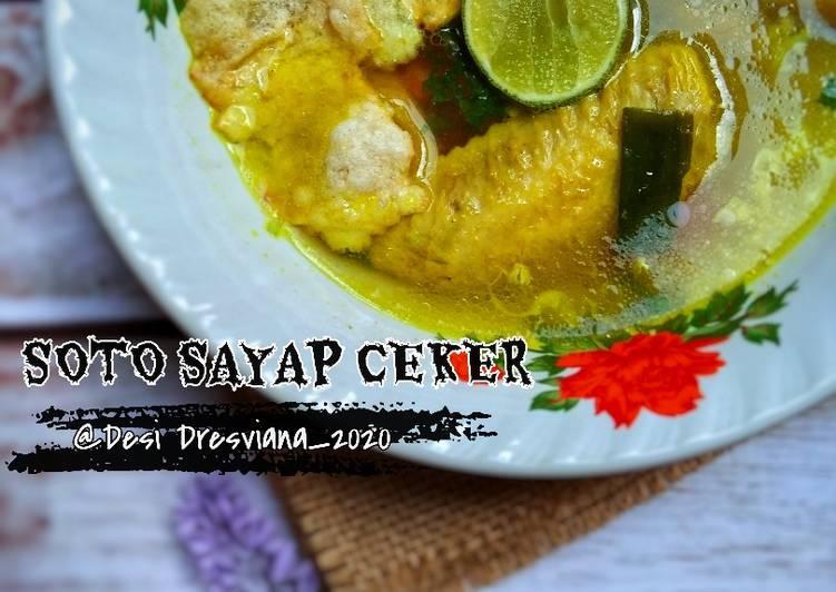 Soto Sayap & Ceker