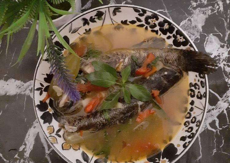 Asam-asam Ikan Gabus