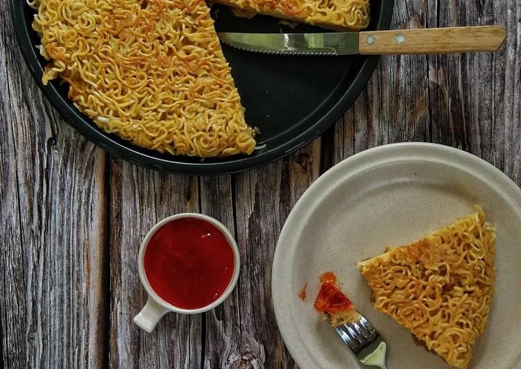 Resepi:  Pizza Megi For Kids  2021