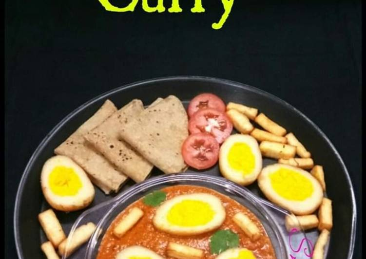 Step-by-Step Guide to Prepare Award-winning VEG EGG CURRY(Paneer Egg Curry)