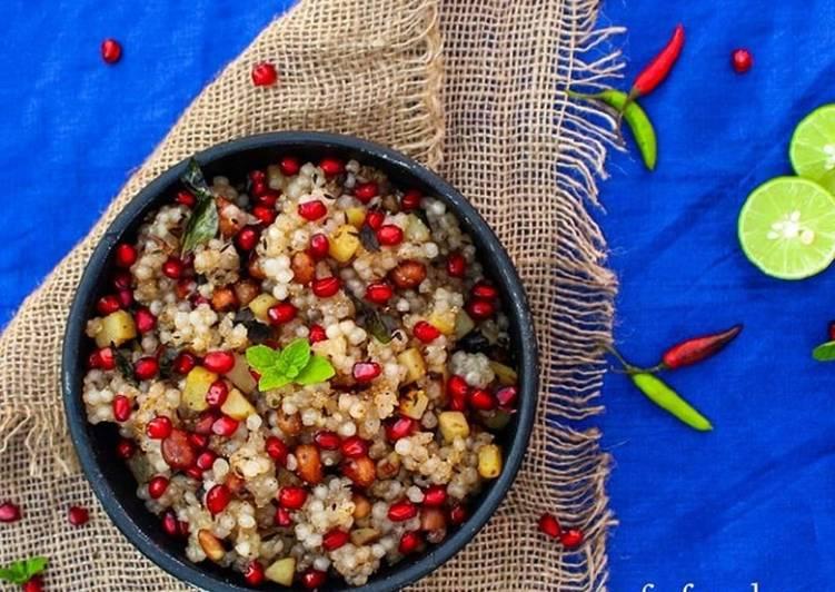 Recipe of Ultimate Sabudana khichdi
