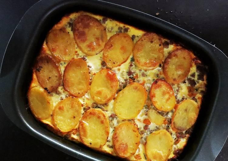 Simple Way to Make Award-winning Potato Moussaka