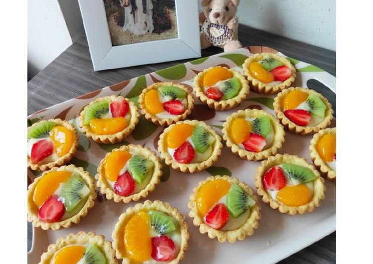 Resep Fruit Pie Teflon (Pie Buah) Paling Gampang