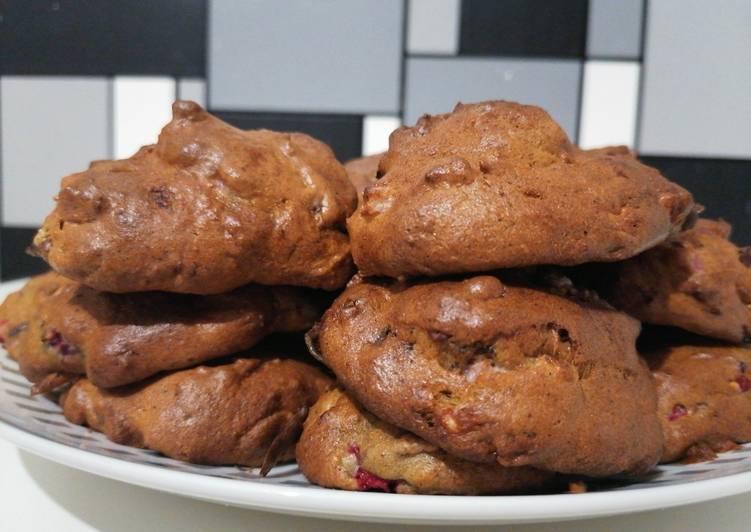 Recipe: Delicious Muffin Cookies (sugar free, gluten free)