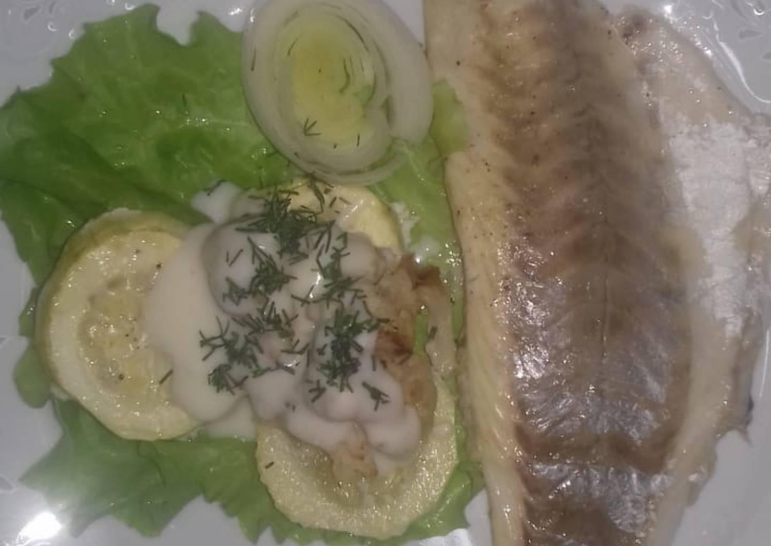 припущенная рыба рецепт с фото результате