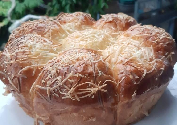 Roti Sobek Keju /Killer Soft Bread