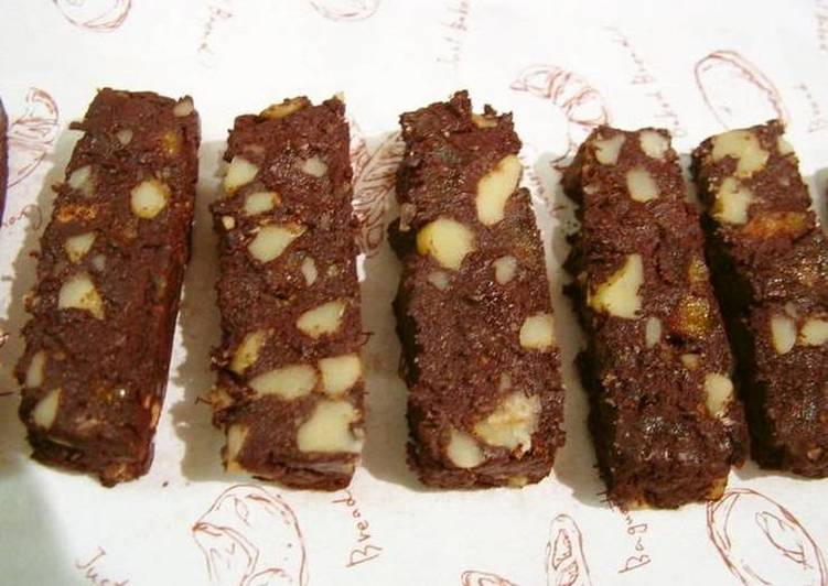 Steps to Prepare Ultimate Raw Food Protein Bars Like Larabars