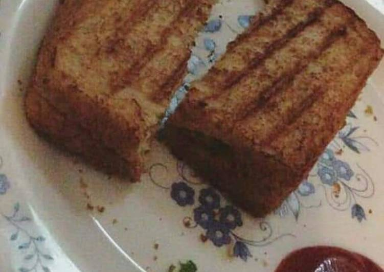 How to Make Speedy Grill sandwich