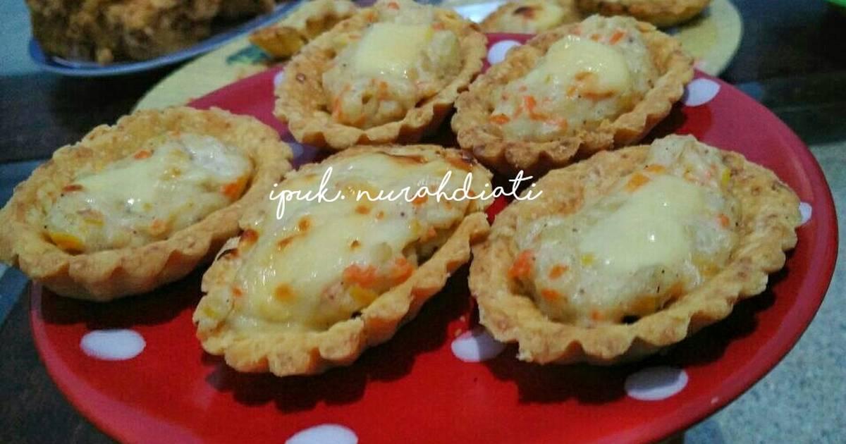Resep Pie Ragout Ayam Oleh Ipuk Nurahdiati Cookpad