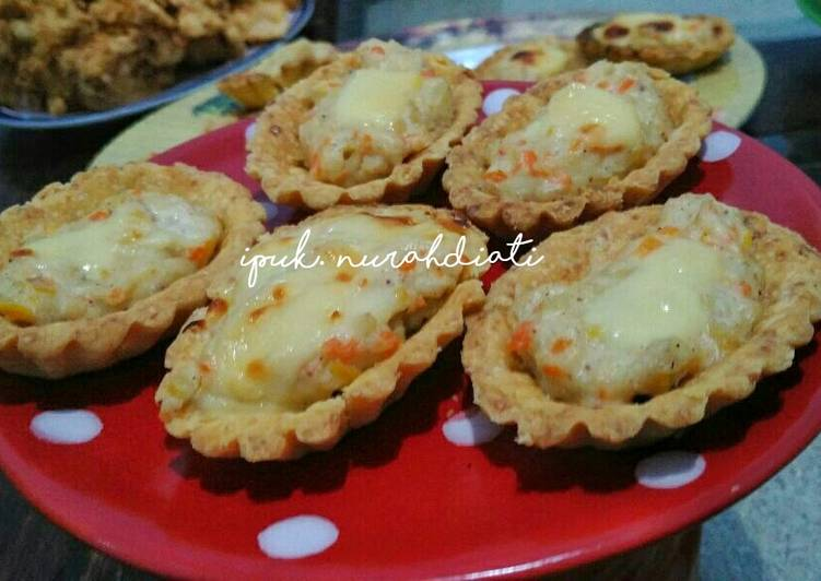 Pie Ragout Ayam