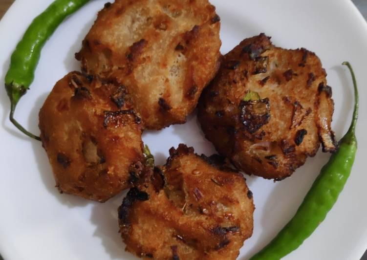 Bread crumbs Vadai