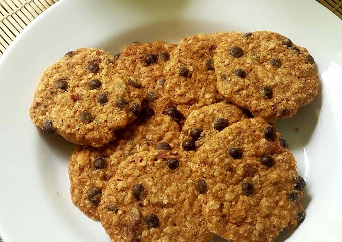 Oatmeal cookies for diet