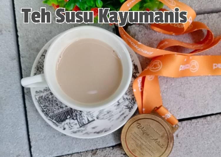 Teh Susu Kayumanis