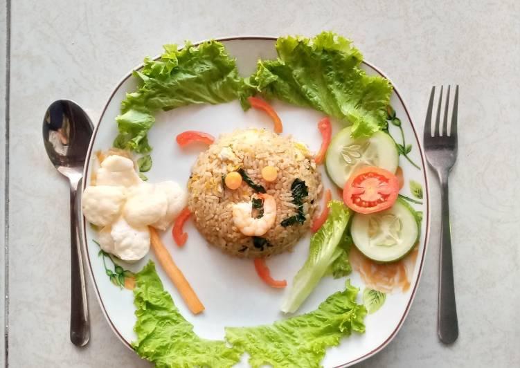 Resep Nasi goreng jawa jeruk purut anak Bikin Ngiler