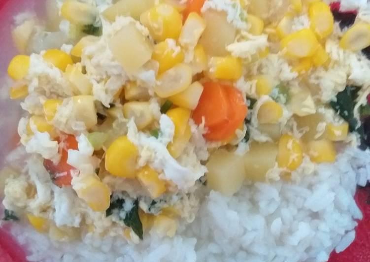 Sop jagung