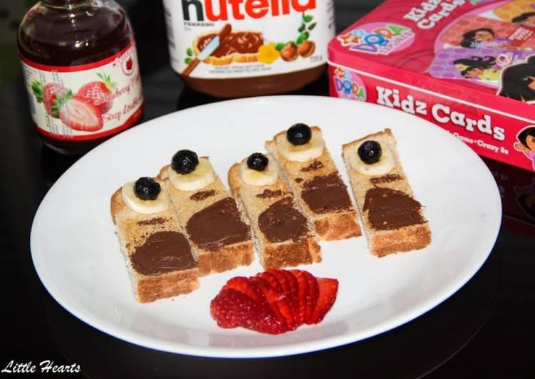 Minion French Toast Sticks