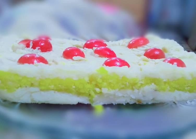 Recipe of Speedy Mawa cake