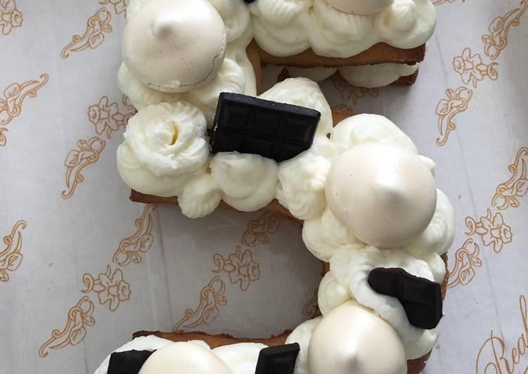 Cream tart per celiaci 🍫