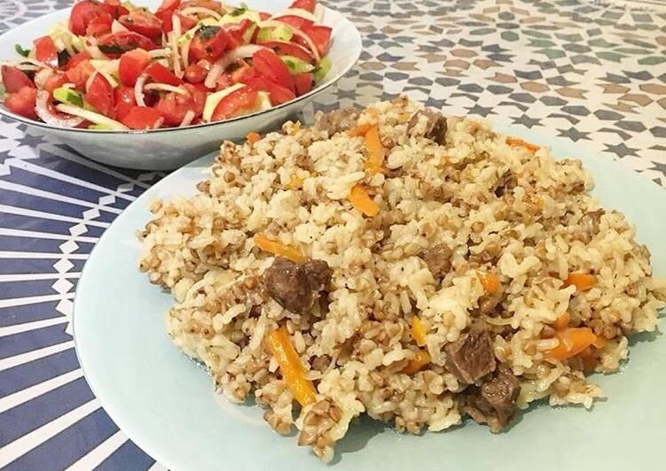Открытки для, картинки с рисом и гречкой