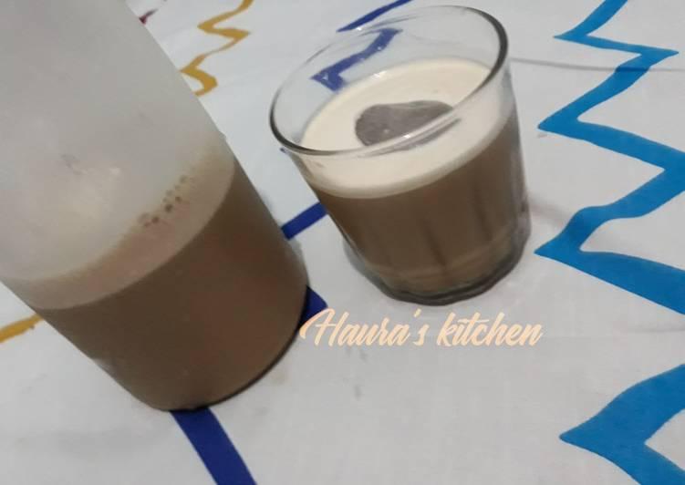 Ice Coffee 🥂