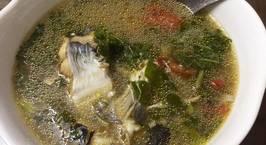 Hình ảnh món Cá ngạnh sông nấu lá lốt tía tô