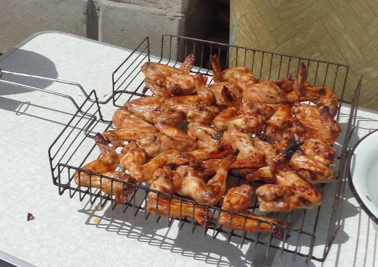 Крылышки для пикника
