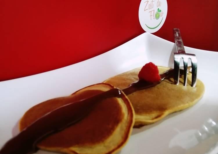 Pancakes?sans gluten