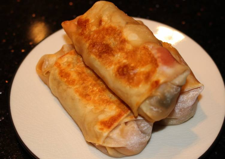 Baked Veggie Egg Rolls, Heart Friendly Foods You Should Eat