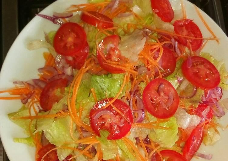 Easiest Way to Prepare Quick Lettuce Salad